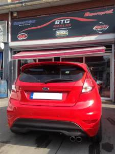 Ford Ecoboost ChipTuning