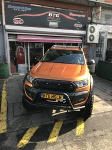 Ford Ranger 3.2tdci Superchips