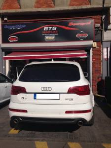 Audi Q7 3.0tdi Superchips