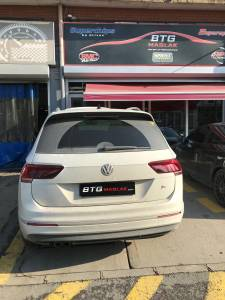 VW Tiguan 1.5tsi Chip Tuning